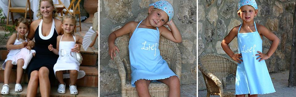 vestido para de verano