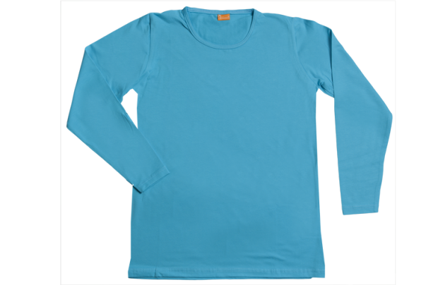 Women T-shirt long sleeve: E