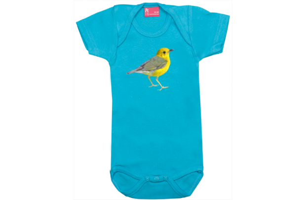 Body short sleeve: Bird