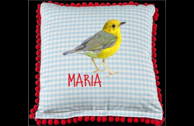 Cushion cover: Bird