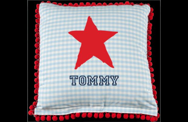 Cushion cover: Star