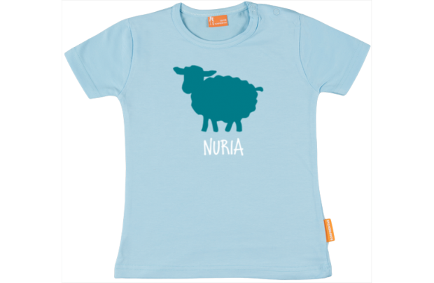 Baby t-shirt: Sheep