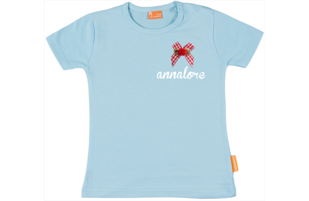 Girls t-shirt: Bow