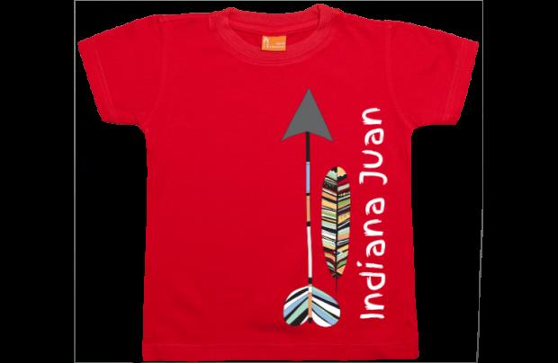 Boys t-shirt: Indiana....