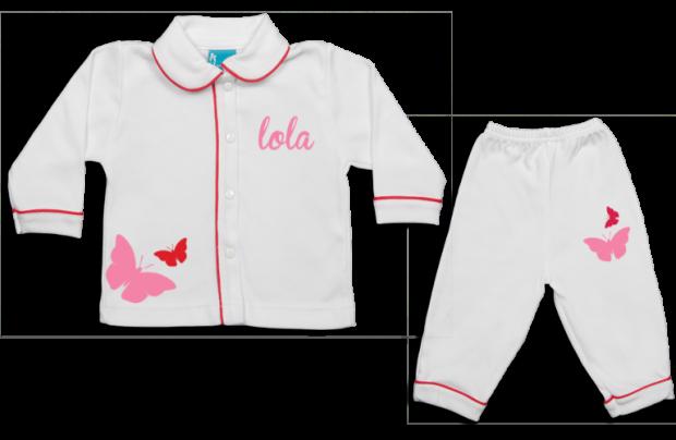 Pyjamas: Butterflies