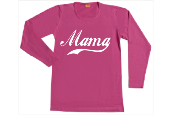 Women T-shirt long sleeve: H