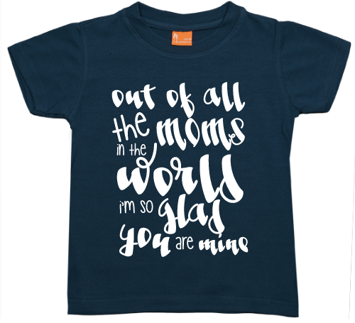 PROMO: Shirt Glad You are My Mom