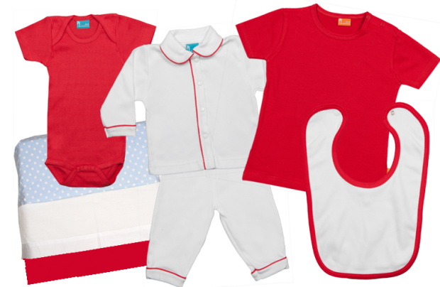 Baby Gift Set D: Your own design