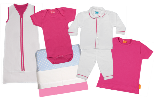 Baby Gift Set E: Your own design