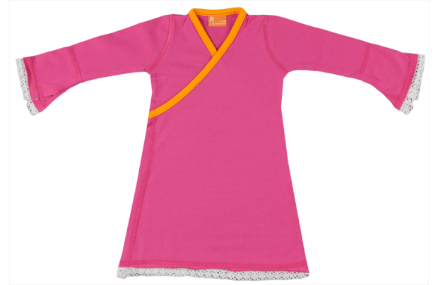 Flip dress:
