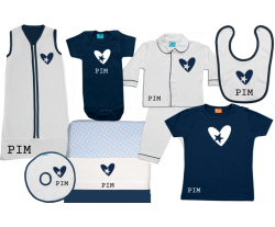 Baby Gift Set F: Heart Star