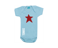 Body short sleeve: star