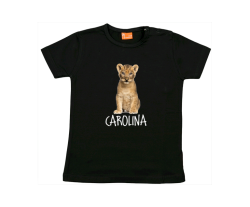 Girls t-shirt: Little Lion