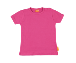 T-shirt short sleeve girls cotton