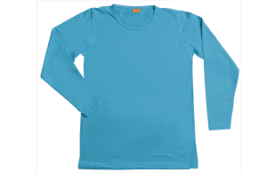 Women T-shirt long sleeve