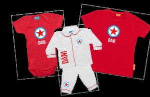 Baby Gift Set B: Round Star