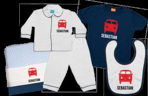 Baby Gift Set C: Volkswagen