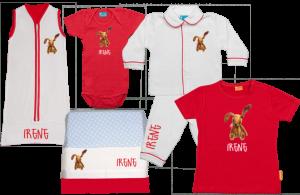 Baby Gift Set E: Teddy Bear