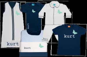 Baby Gift Set E: Butterflyr