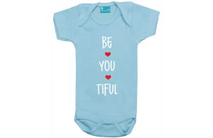 Body short sleeve: BE YOU TI FUL