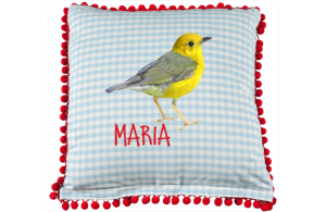 Cushion cover: Bird