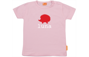 Baby t-shirt: Hedgehog