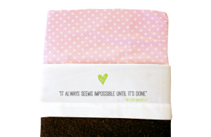 Sheet for baby cot (white): It always seems impossible...