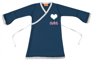 Flip dress: Heart
