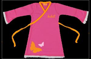 Flip dress: Butterflies and name