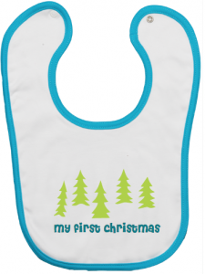 PROMO: BIB MY FIRST CHRISTMAS