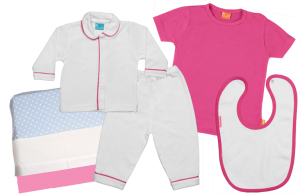 Baby Gift Set C: Your own design