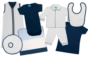 Baby Gift Set F: Your own design