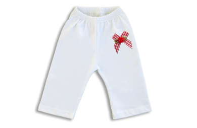 Baby pants: Little Bow