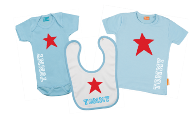 Baby Gift Set A: Star