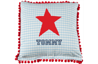 Cushion cover: Star