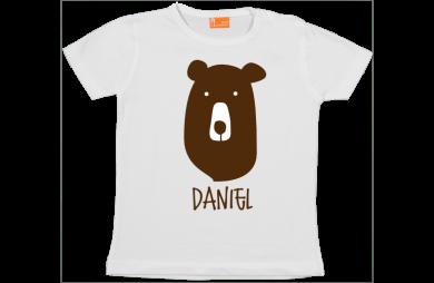 Baby t-shirt: Bear