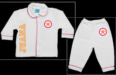 Pyjamas: Round Star