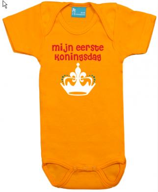 PROMO: Romper Eerste Koningsdag