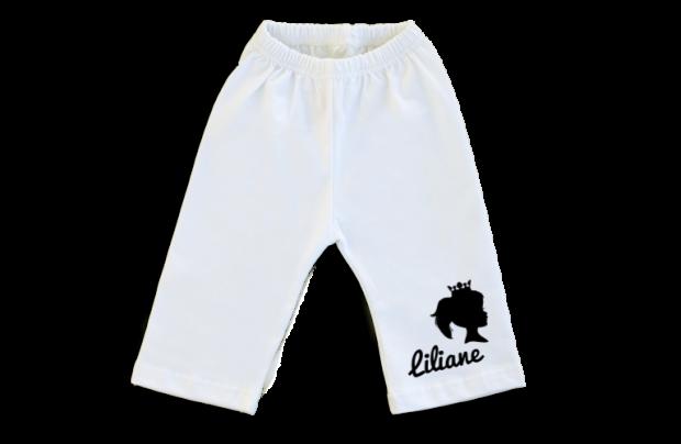Pantalon Bebe: Niña y Nombre