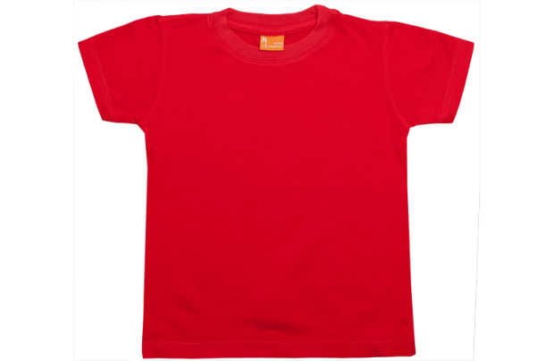 camiseta manga corta niño: E