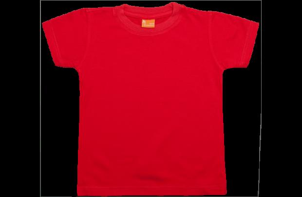 camiseta manga corta niño: I