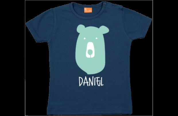 Camiseta Bebe: Oso