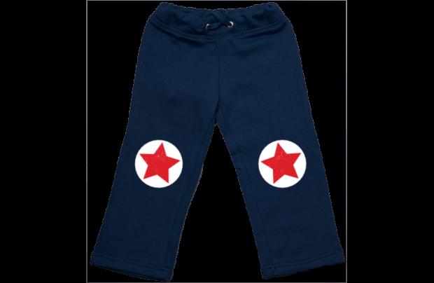 Pantalón de chandal: Dos estrellas
