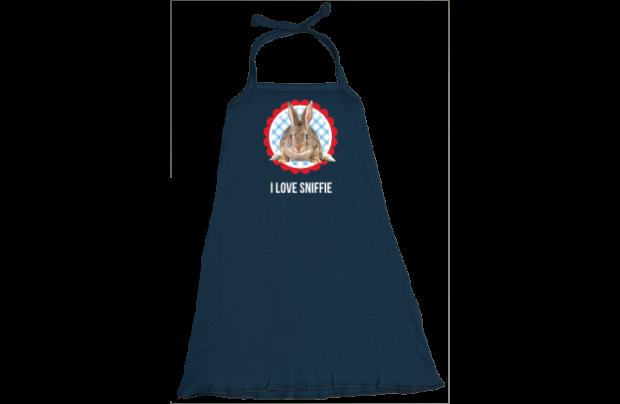 Vestido tirante: I love rabbits