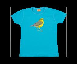 Camiseta Bebe: Pajarito