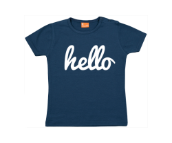 Camiseta Bebe: Hello