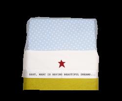 Sábana (blanca): Estrella