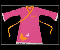 Vestido cruzado: Mariposas con nombre