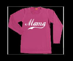 Camiseta mujer manga larga: H