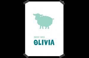 Poster: Ovejita